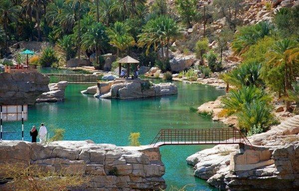 أكثر من 182 ألفا يزورون البرك المائية بوادي بني خالد في 2017