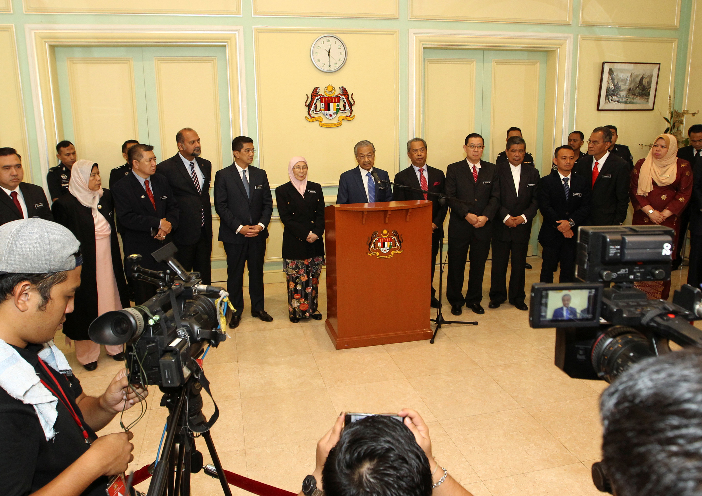 Malaysia seeks ways to cut debt from 65 per cent of GDP
