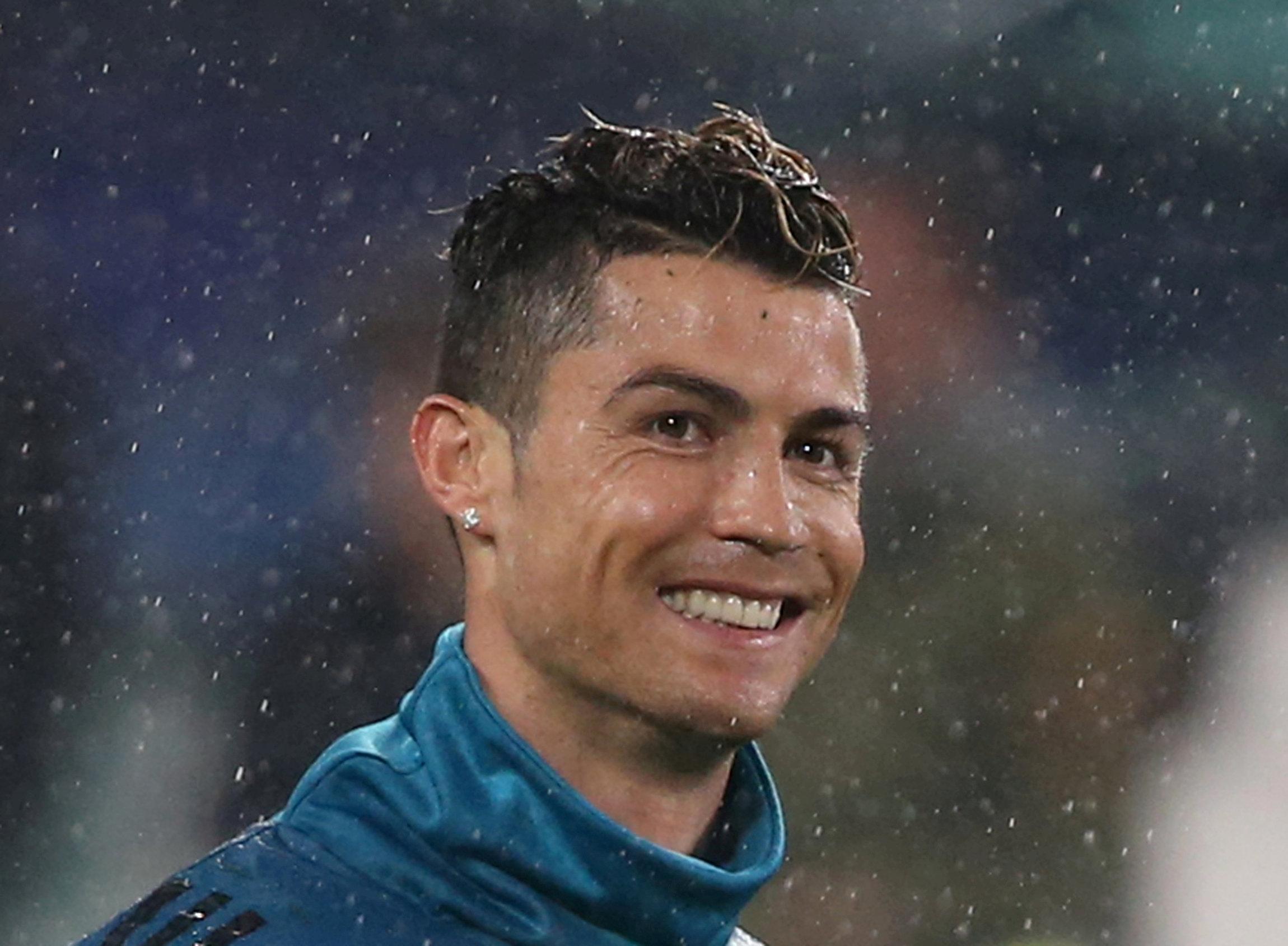 Football: I have biological age of 23, says Ronaldo