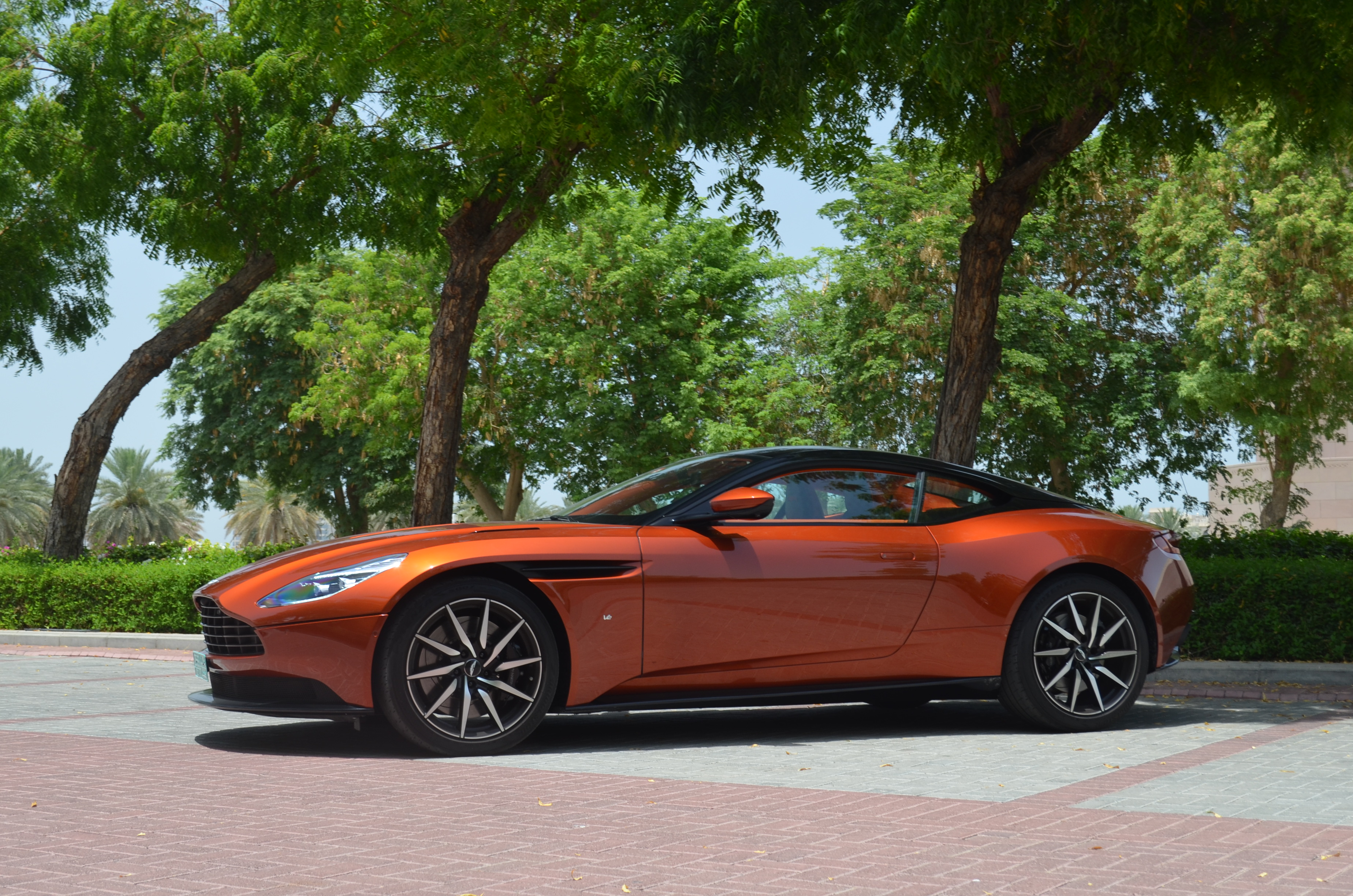 DB 11: The most powerful model in Aston Martin's history