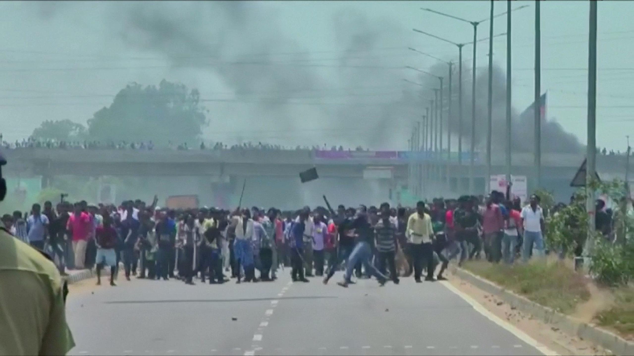 Indian court halts expansion of Vedanta's copper smelter after protests