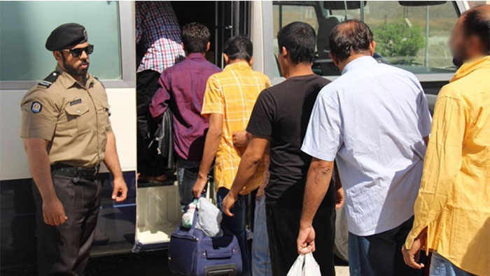 18 illegal migrants deported from Oman
