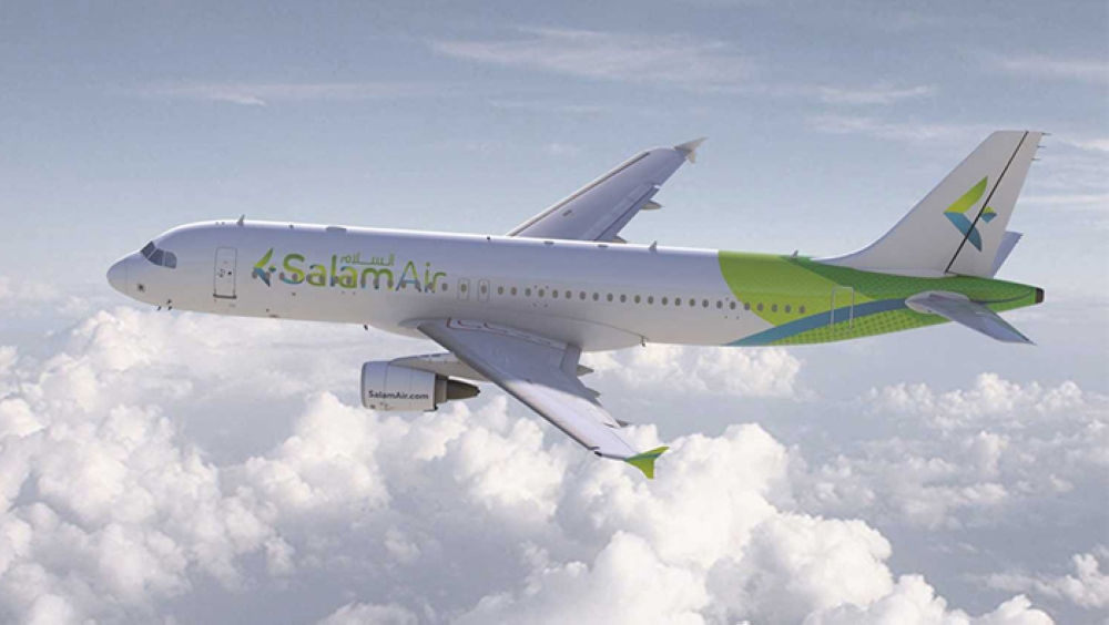 SalamAir announces possible flight delays and cancellations due to cyclone Mekunu