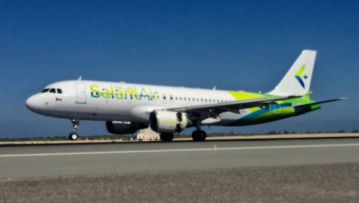 Send aid to Salalah free of cost through this airline