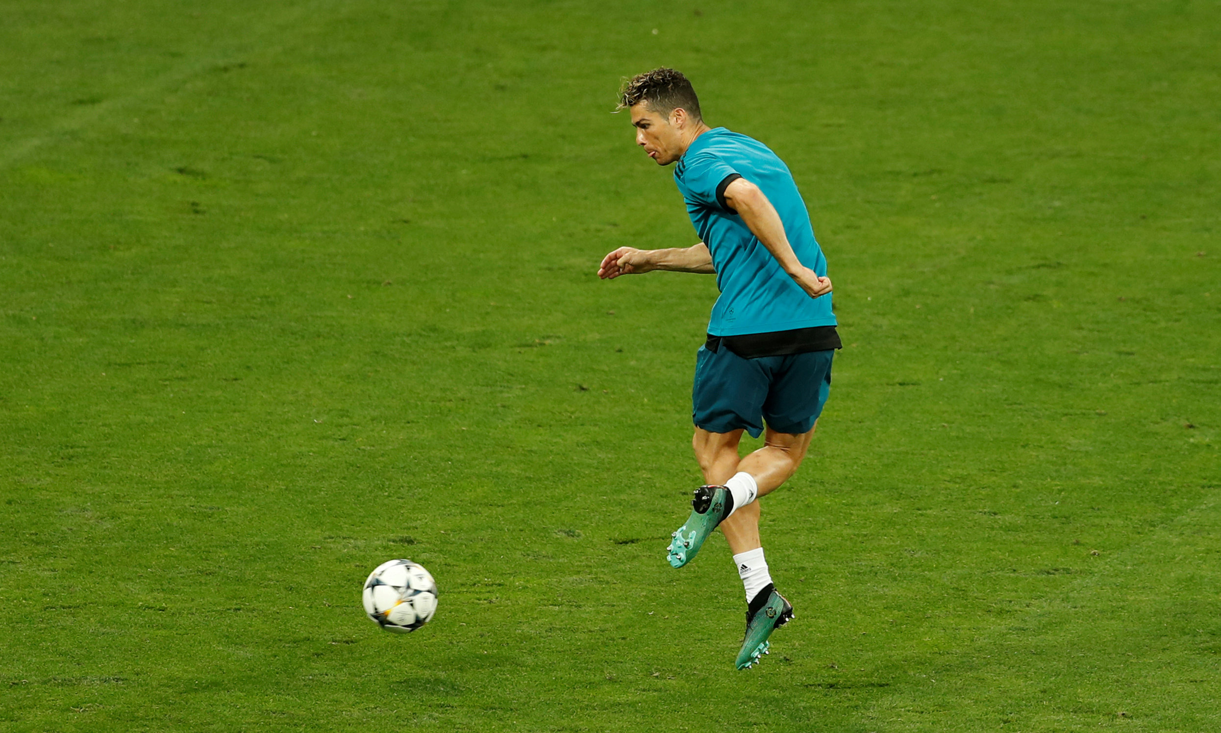 Football: Relentless Ronaldo can break more Champions League records in final