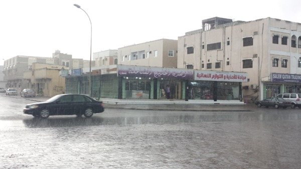 Thundershowers to continue in Dhofar and Wusta
