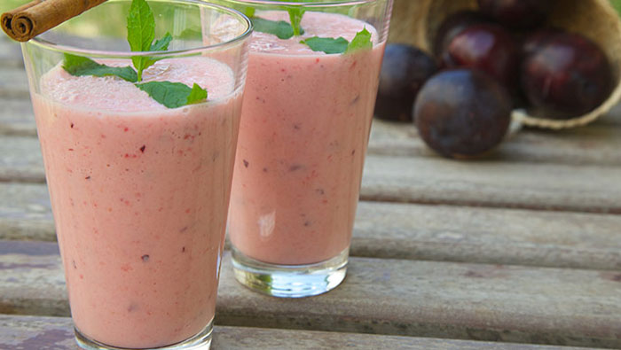 Iftar Recipes: Pineapple and Plum Drink