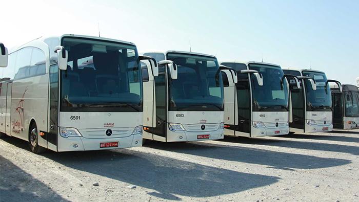 Mwasalat resumes bus services to Dhofar, Al Wusta