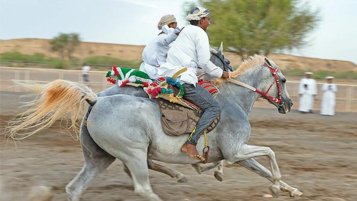 Oman's rich heritage comes  alive in Vilnius photography exhibition