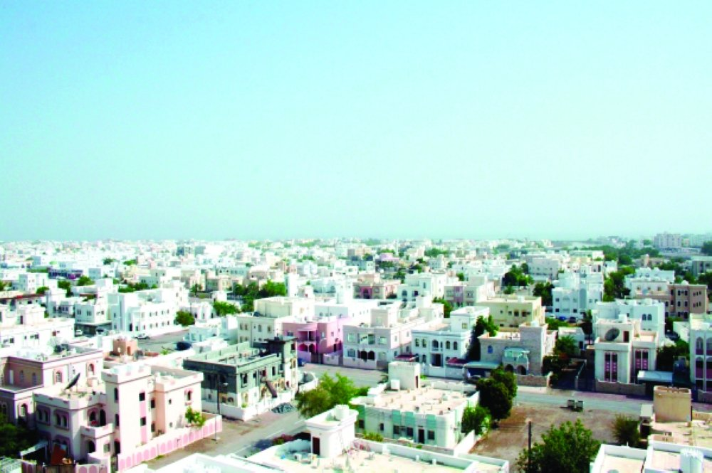 Marginal rise in housing plots to beneficiaries in Oman