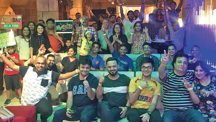 A memorable night for IPL fans with T FM