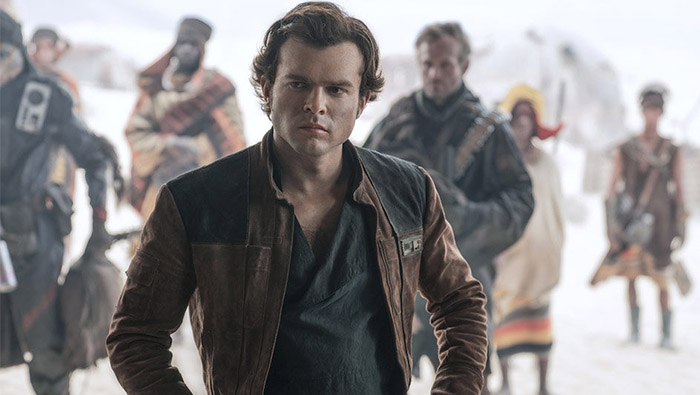 """Force was not with """"Solo: A Star Wars Story"""" at the box office"""