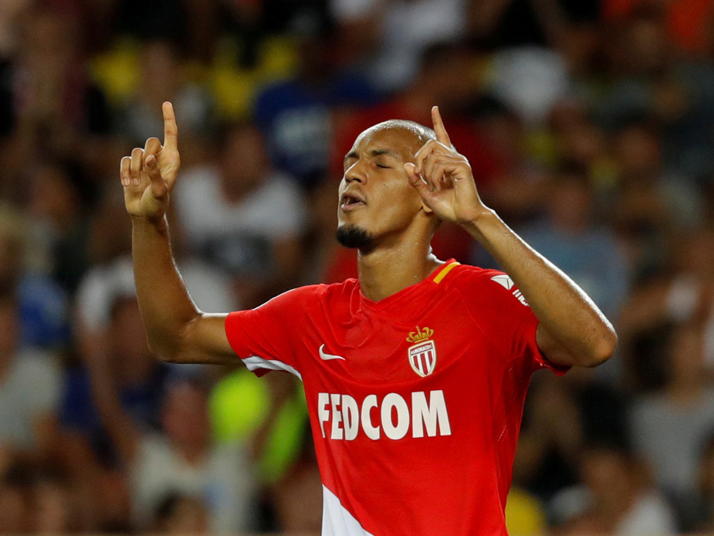 Football: Liverpool to sign Brazilian Fabinho