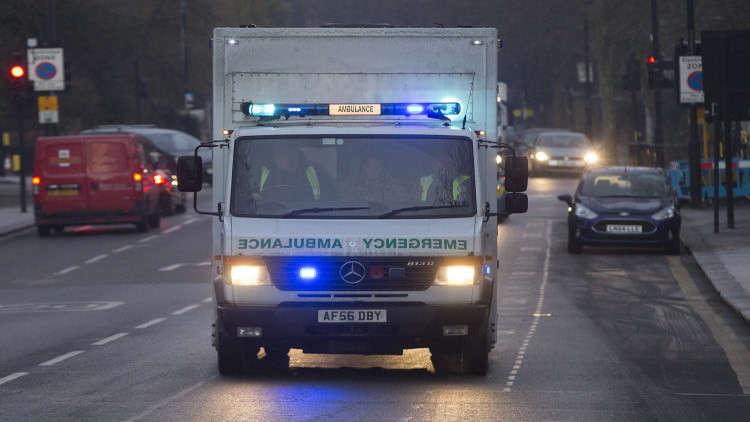 إصابة نحو 30 شخصاً في انفجار بشمال لندن