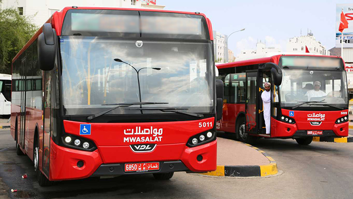 Mwasalat to stop this bus route from next month
