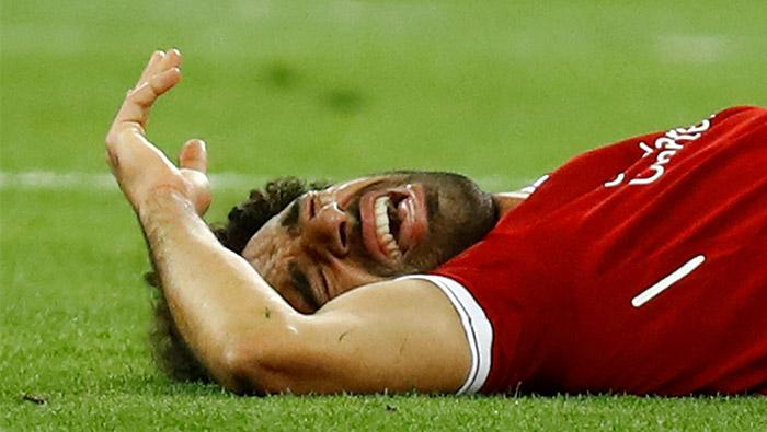 Football: Egypt hopeful Salah will be fit in three weeks