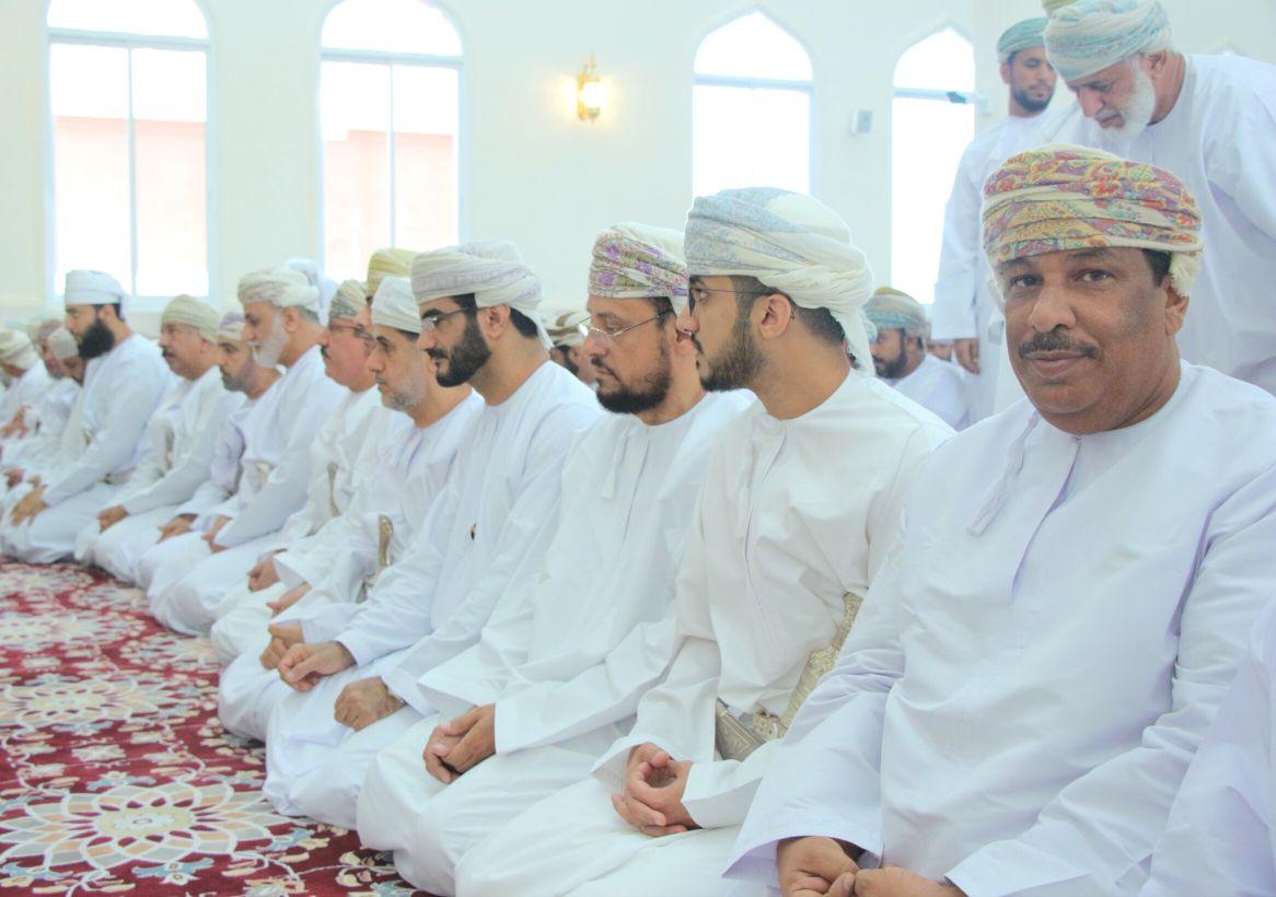 """افتتاح جامع """"الحمد"""" في المصنعة"""