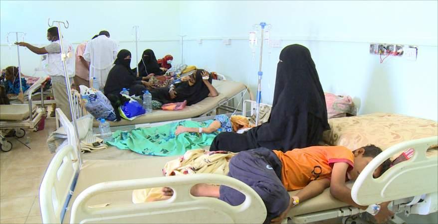 تحذيرات من تفشي الكوليرا مجددا في اليمن