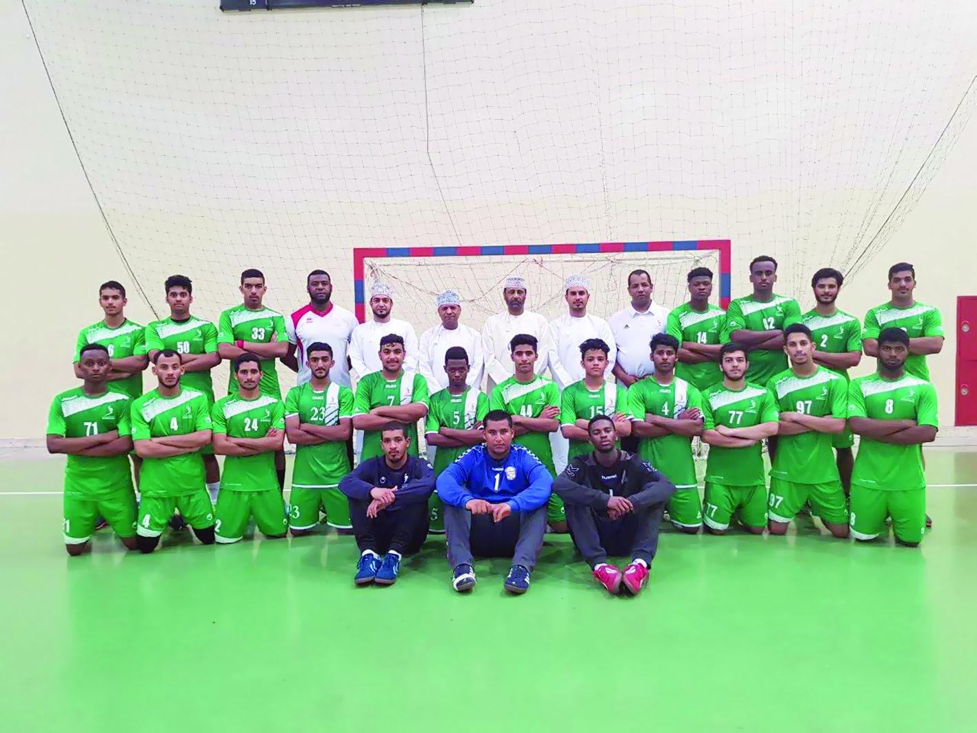 تستضيفها السلطنة بمحافظة ظفار«اليد» يوقع اتفاقية تسويق البطولة الآسيوية للشباب