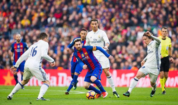 التشكيل المتوقع لبرشلونة وريال مدريد في كلاسيكو الكامب نو