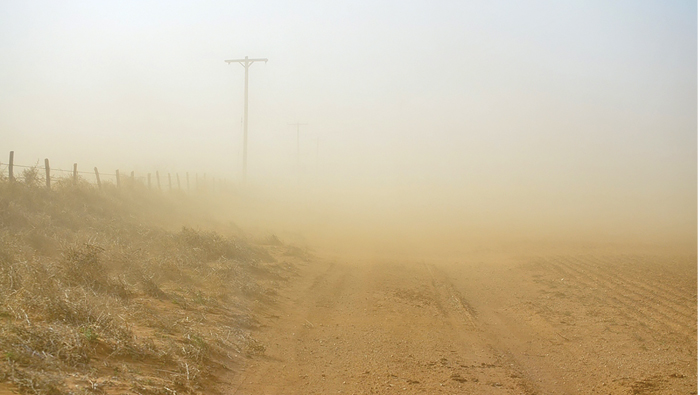 Blowing dust expected to hit parts of Oman: PACA
