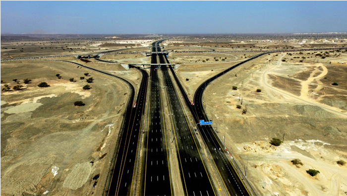New expressway has international standard safety features built in