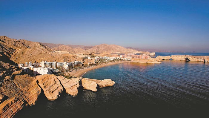 Revenues of high-end hotels in Oman rise by 11%