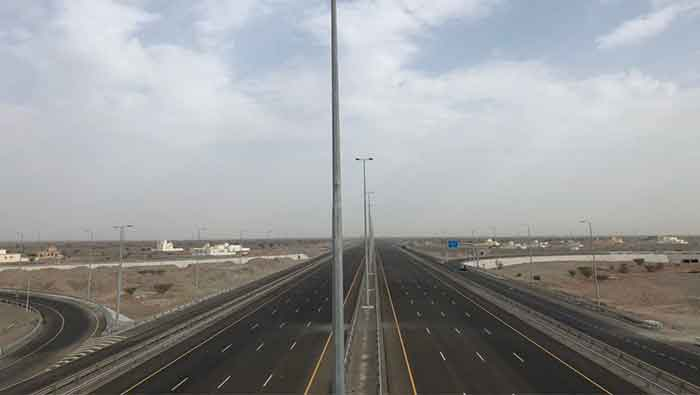 LIVE: Watch the opening ceremony of the Batinah Expressway