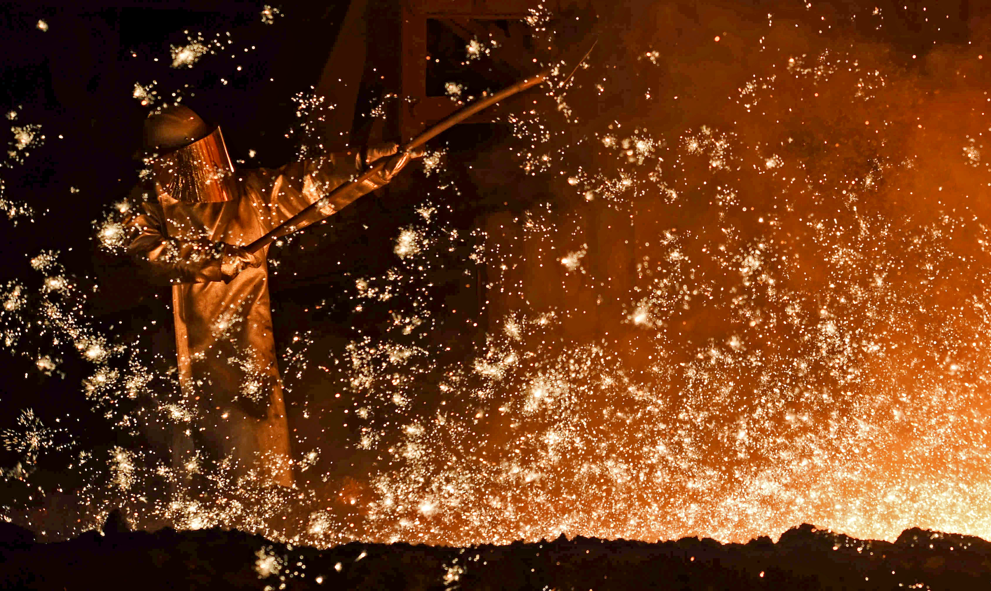 German industrial orders fall unexpectedly