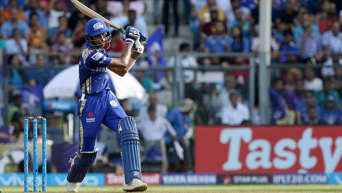Cricket: All-rounder Pandya keeps champions Mumbai afloat in IPL