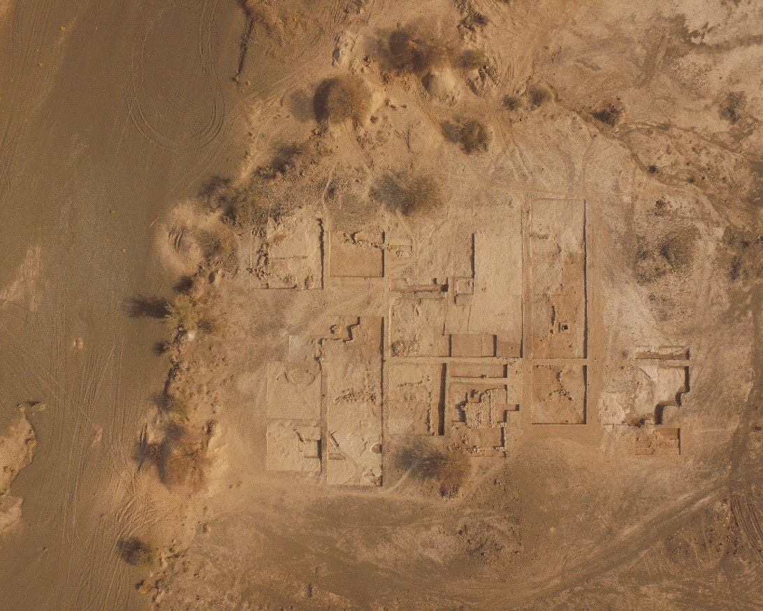 Copper mine from 4th millennium B.C. unearthed in Oman