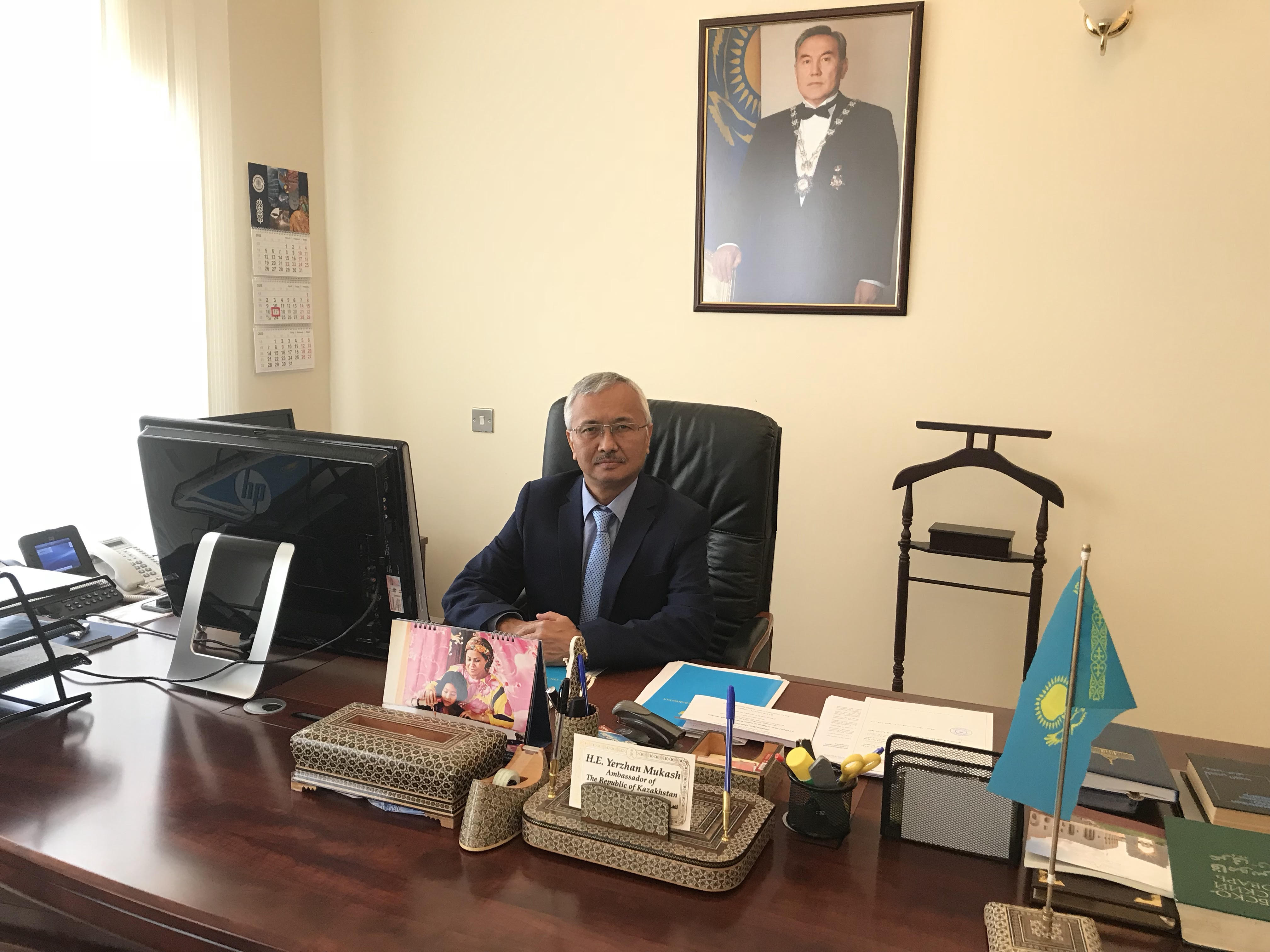 You could soon travel visa-free to Kazakhstan from Oman