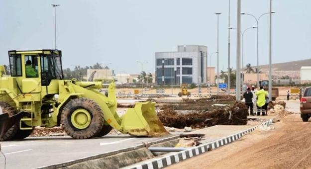 Cyclone Mekunu: All main roads in Dhofar up and running again