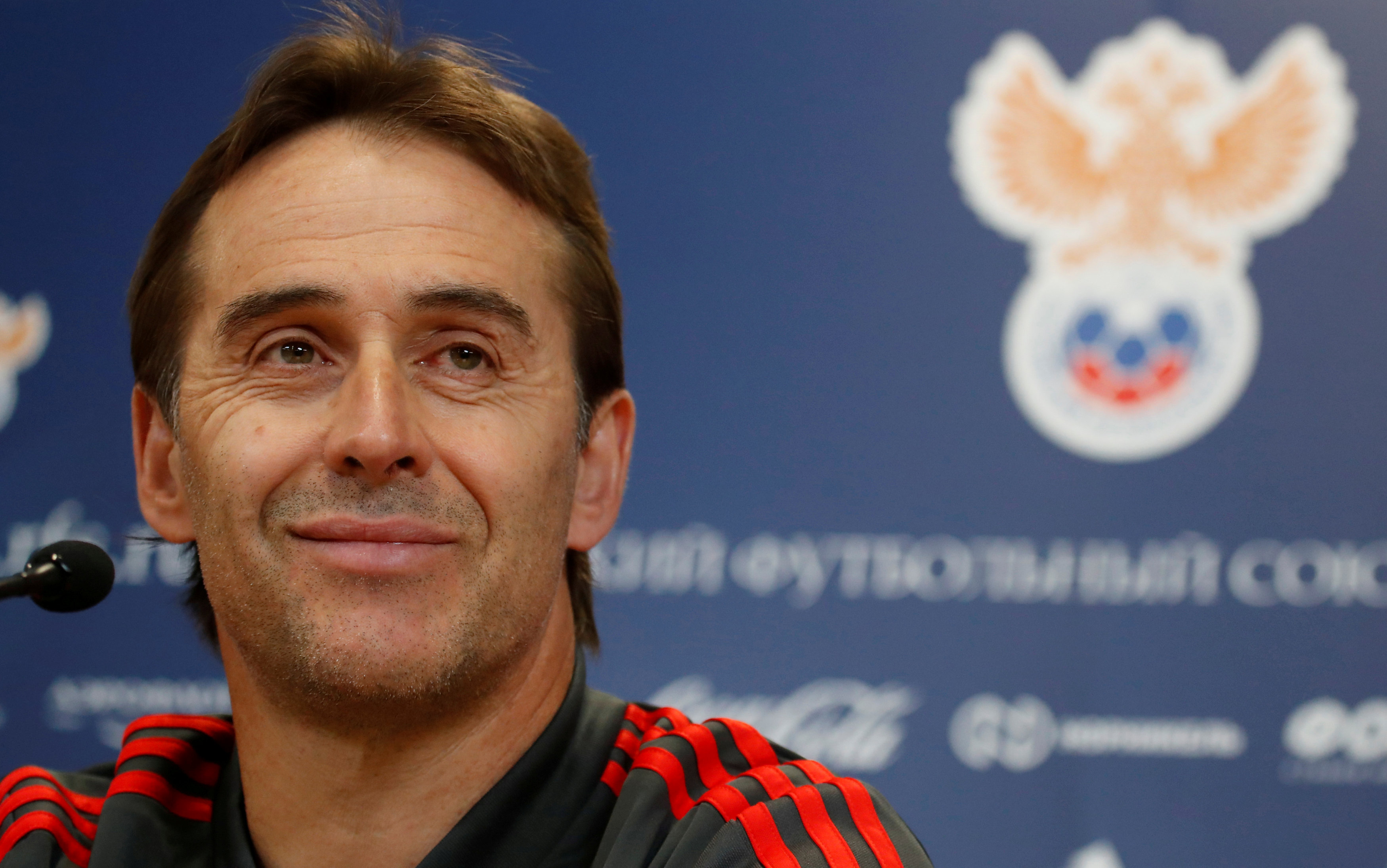 Lopetegui fired by Spain two days before World Cup debut