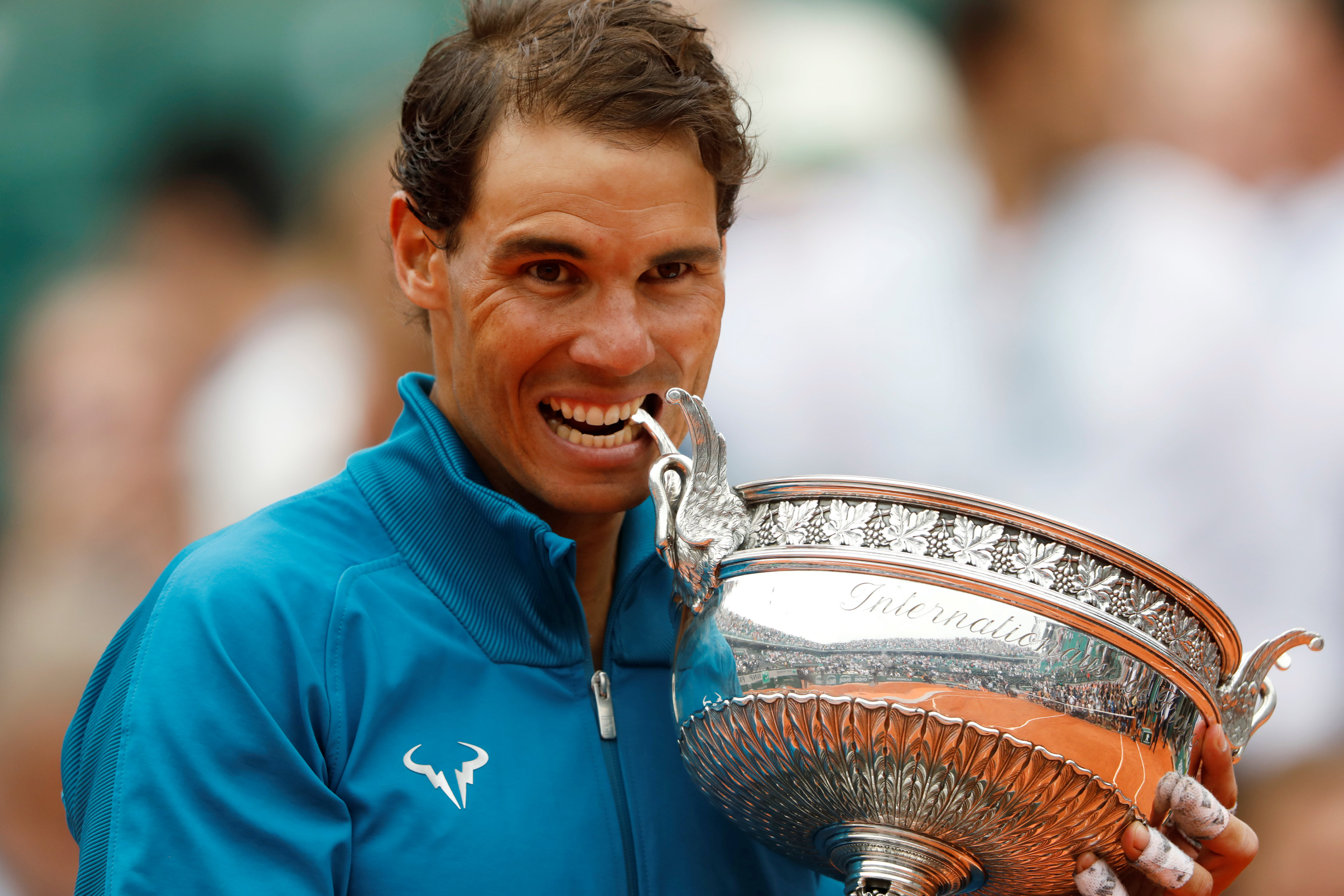 Tennis: Tired Nadal withdraws from Queen's