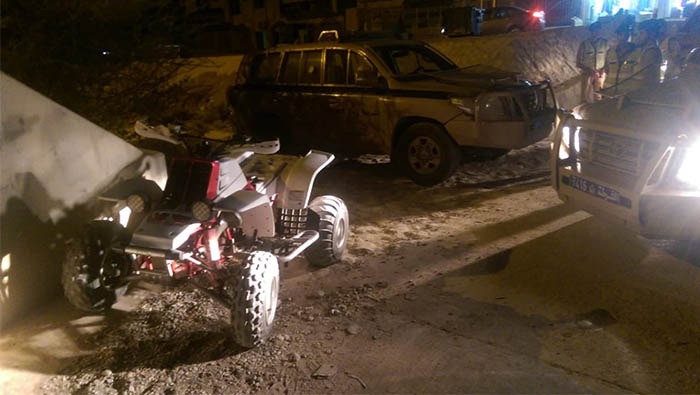 Illegal motorcycle and quad bike riders penalised in Oman