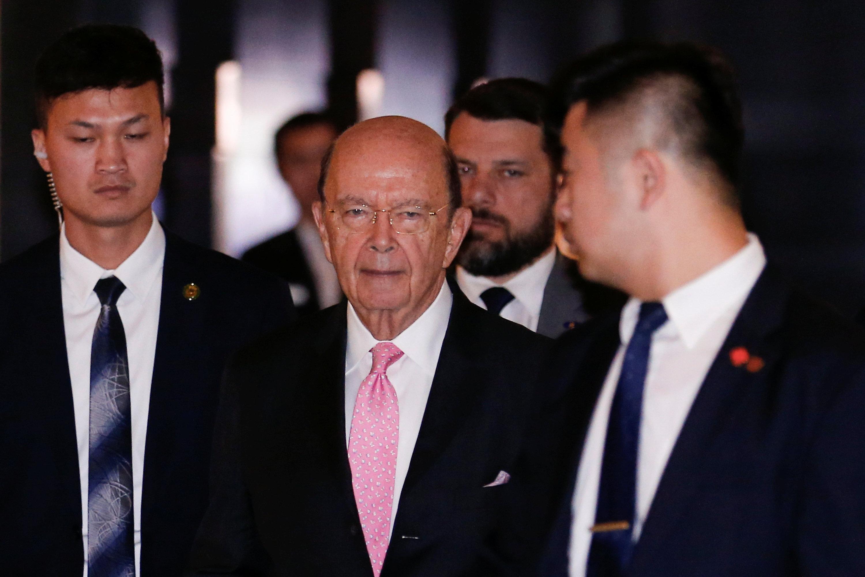 US commerce secretary to press China to buy