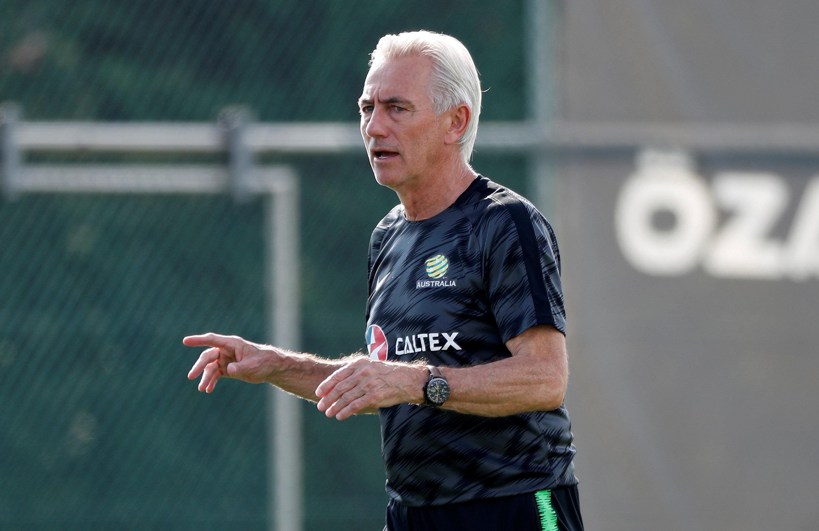 Australia coach Van Marwijk tasked with Russia rush job