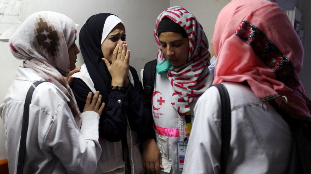 Israeli military to probe killing of Gaza nurse
