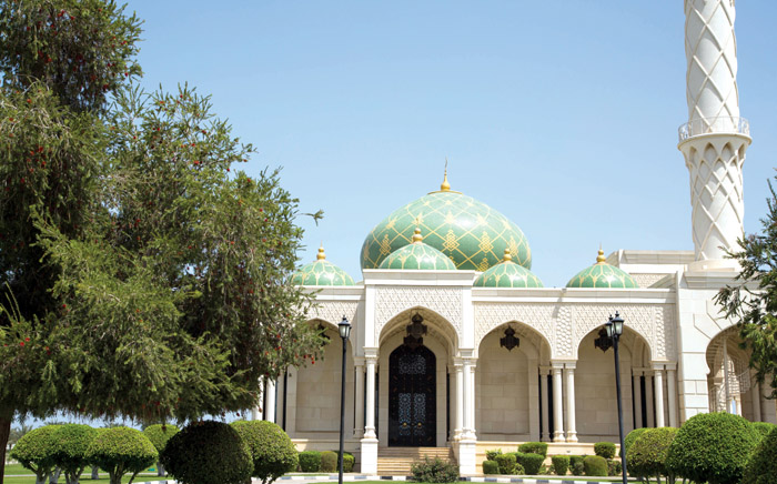 Images of worship: Jame' Al Zulfa