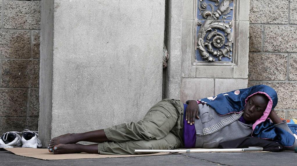 Poor in US becoming more destitute under Trump, says UN expert