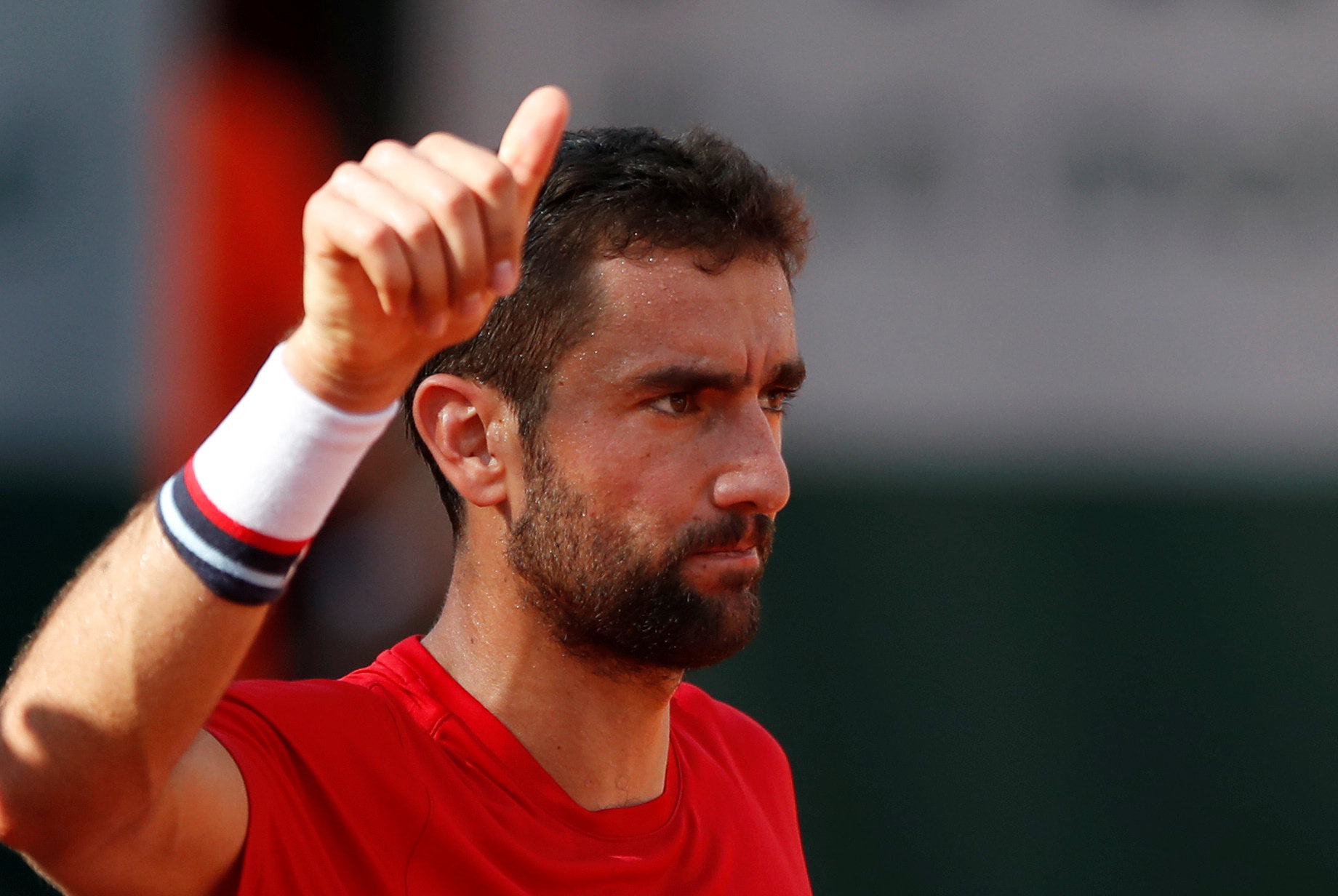 French Open: Cilic canters into fourth round