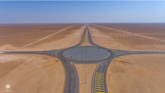 New Oman road to reduce Saudi Arabia trip by 800km