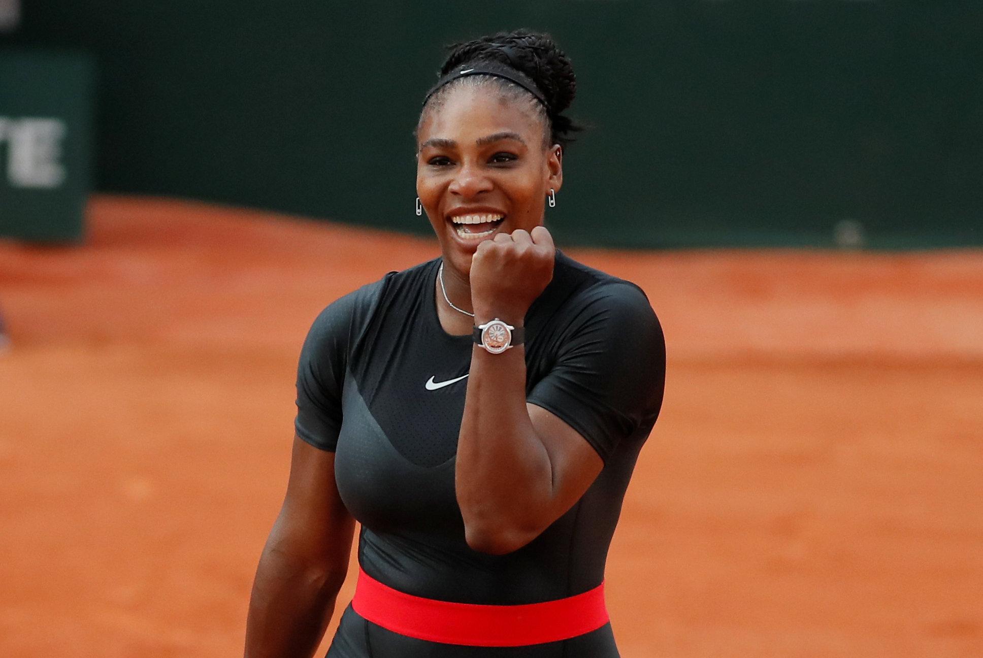 French Open: Serena sets up Sharapova blockbuster