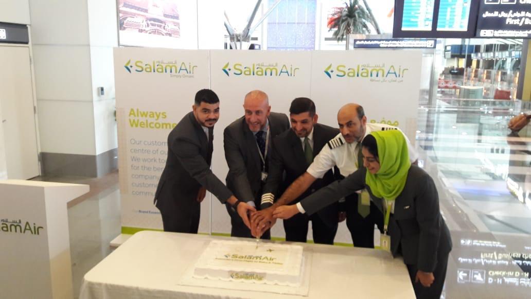 SalamAir launches flights to Georgia, Azerbaijan