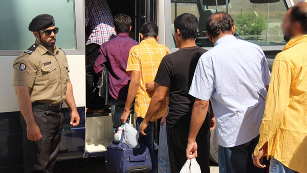 108 illegal immigrants arrested in Oman
