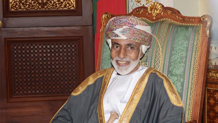 His Majesty Sultan Qaboos sends congratulatory cables