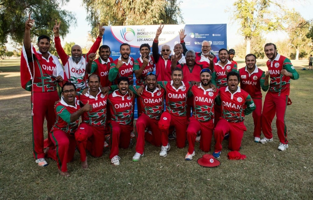 Oman Cricket forms 4-member advisory committee on cricket affairs