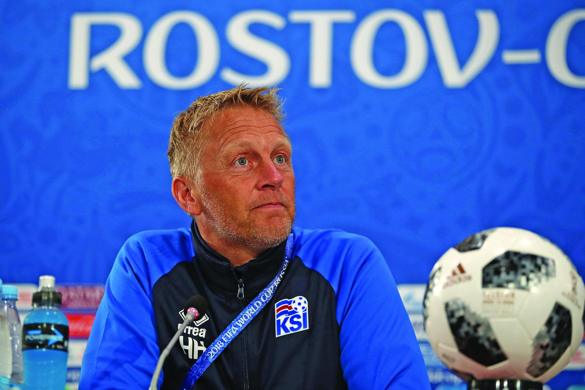 Football: Win or bust for Iceland against familiar foe Croatia