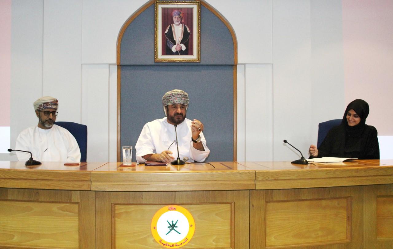 Al Marhoon stresses on competency development